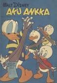 Aku Ankka comic books... My tati said she still remembers the one that came out when i was born in Helsinki