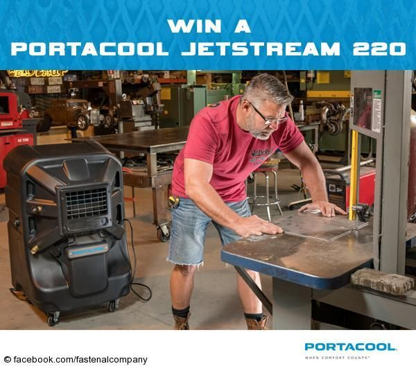 Portacool July 2019 Giveaway Instant Win Games Facebook