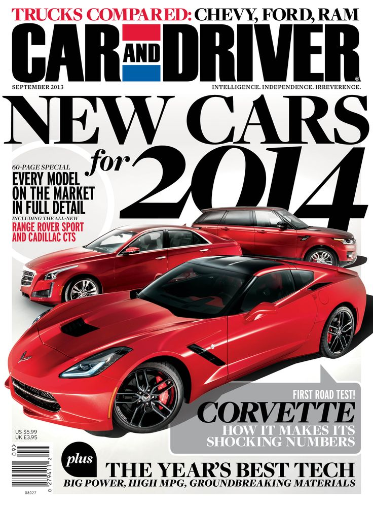 9 best Covers images on Pinterest | Car and driver, Magazine ...