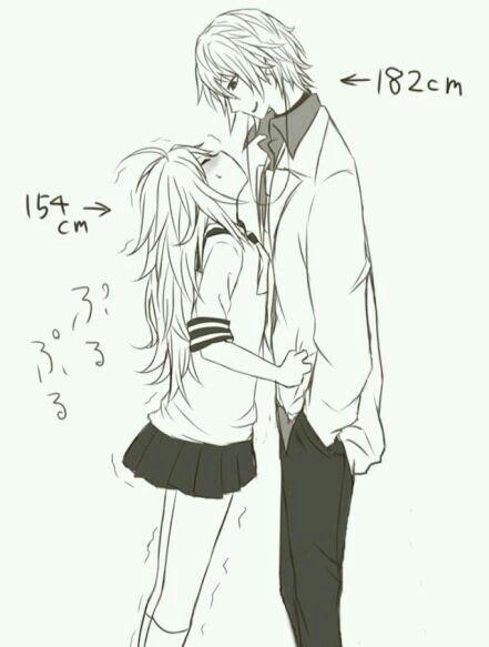 Pareja manga anime