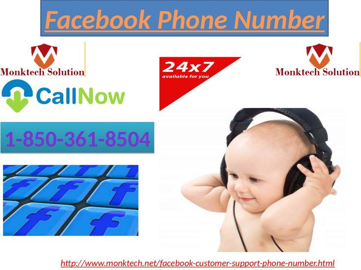 Optimize your Facebook Phone number call@ 1-850-361-8504 Get the following Facebook Phone Number   by calling at 1-850-361-8504 numbers:  ·         Facebook login, sign up and sign out live support.  ·         Online live support.  ·         Remote live support.  ·         Instructional/ Consultation live support on the phone call. And much more  For more information: http://www.monktech.net/facebook-customer-support-phone-number.html