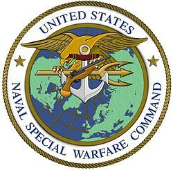 ActiveApril 16, 1987 - present[1] Country United States of America BranchUnited States Department of the Navy Seal.svg United States Navy TypeSpecial Operations RoleMan, train, equip, deploy and sustain NSW forces for special operations and activities abroad, in support of combatant commanders and U.S. national interests[1] Size8,900[1] Part ofUnited States Special Operations Command Insignia.svg United States Special Operations Command Garrison/HQNaval Amphibious Base Coronado