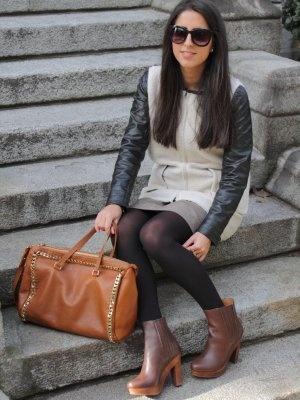 mariatrschic Outfit   Invierno 2012. Cómo vestirse y combinar según mariatrschic el 28-1-2013