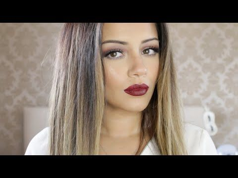 CHATTY Shay Mitchell inspired Autumn / Fall Makeup Tutorial 2015 | Kaushal Beauty - YouTube