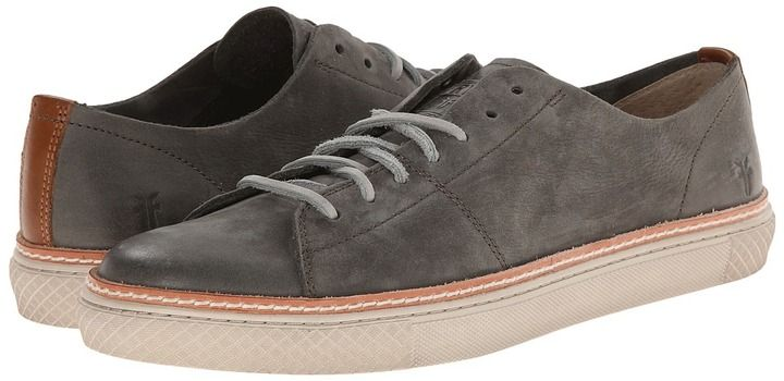 Frye Gates Low Lace Products Lace High Top Sneakers