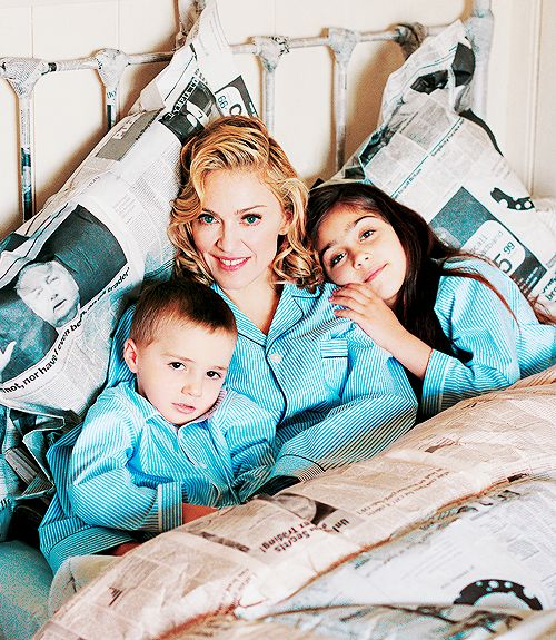 Madonna & Kids
