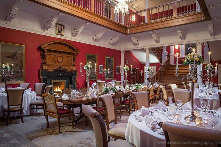 Wedding Banquet @ Palmerstown House Hotel Kildare Ireland  |  Interior Stylist / Photo Stylist Naomi Dunleavy | David Cantwell Photography