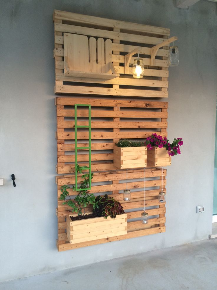 3607 best images about deco pallets easy pallets on - Ideas con pallets ...