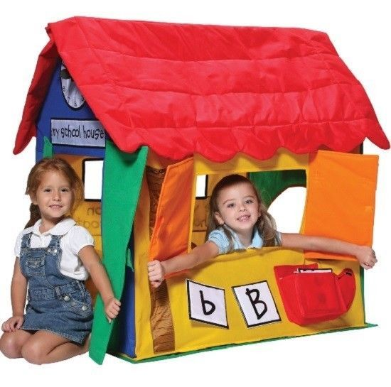 Play Tent House Toddler Girls Boys Activity Cottage Toy Storage Indoor Outdoor  sc 1 st  Pinterest & Best 25+ Toddler play tent ideas on Pinterest | Indoor tent for ...