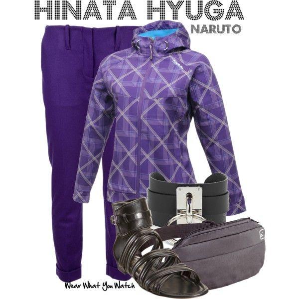 Inspired by Nina Mizuki (Japanese voice) & Stephanie Sheh (English voice) as Hinata Hyuga from Naruto.