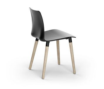 Mood von Randers+Radius bei Mathes Wohnen | Office | Licht: Eco-friendly seat shell in recycled PP Good design appeals to our emotions, ...