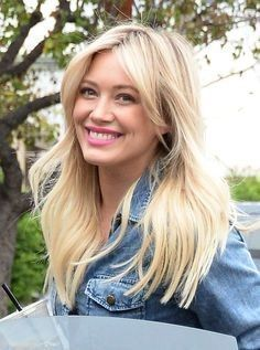 Inspiring long hairstyles with side fringes and layers - #fringes #hairlines #inspiring #lange #with