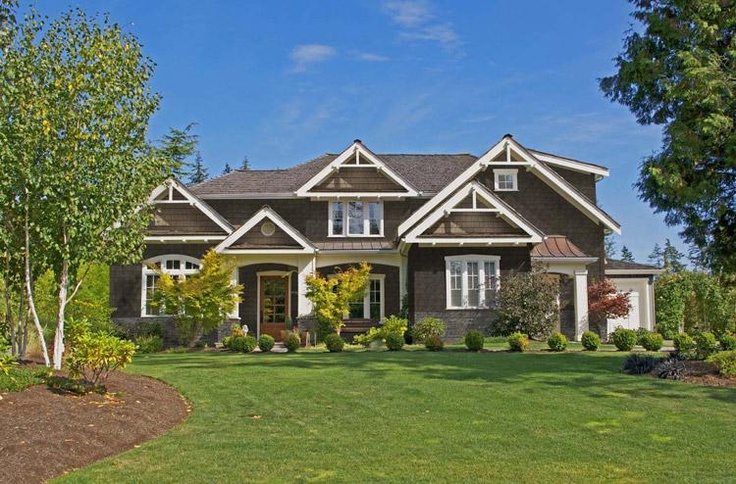 7 Popular Siding Materials To Consider: 35 Best Images About Specialty Siding On Pinterest