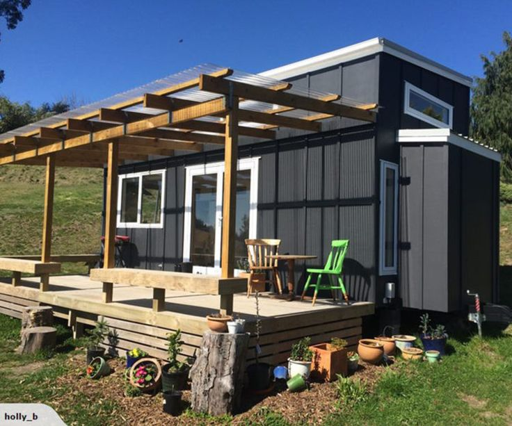"This ""tiny home"" in Taupo received so much interest when it was posted on Trade Me that its owners are thinking of creating more"
