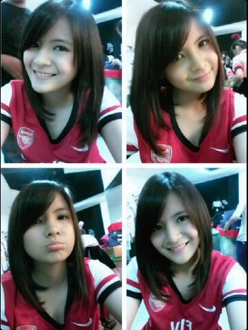 #sonya #jkt48 #arsenal