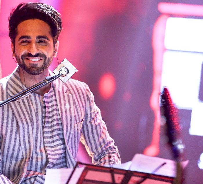 "Why is Ayushmann taking piano classes?What are the Bollywood peeps doing?Subhash K Jha tells us...   Photograph: Kind courtesy Ayushmann Khurrana/Instagram Ayushmann Khurrana and his 5-year old son are learning the piano. Ayushmann, a musician and singer, plays a pianist in Sriram Raghavan's next, a thriller about a blind musician. Says Ayushmann, ""When I got a chance to play a pianist it was like... godsent. I've learnt the piano from scratch. My teacher is Akshay Verma from Los Angeles. He…"