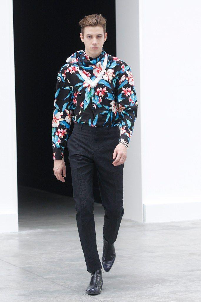 Balenciaga Spring 2013 Menswear Collection Photos - Vogue