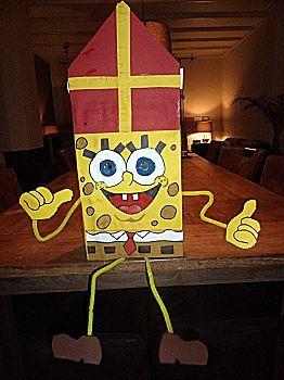SpongeBob surprise