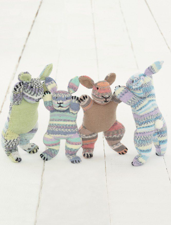 Knitting Toy Patterns Pinterest : 1000+ images about Knit Toys on Pinterest Free Knitting, Knit Patterns and ...