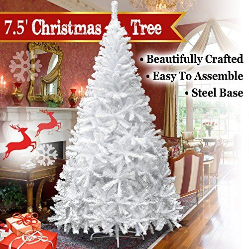 #awesome The #Classic Pine Unlit Christmas Tree adds a warm, festive feeling to any setting. Available in an assortment of sizes, there's sure to be one to perfe...