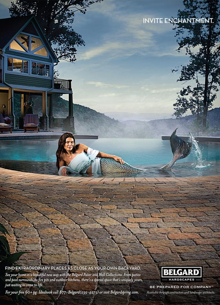 MESH | Integrated Marketing and Advertising, Baton Rouge LA |Belgard Hardscapes