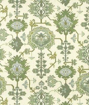 Robert Allen Garden Ridge Dew Fabric - $62.75 | onlinefabricstore.net