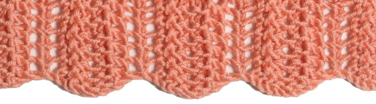 Scalloped Garter Lace