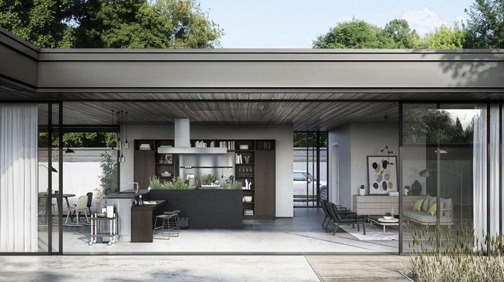 SieMatic Urban réinterprète le design citadin.