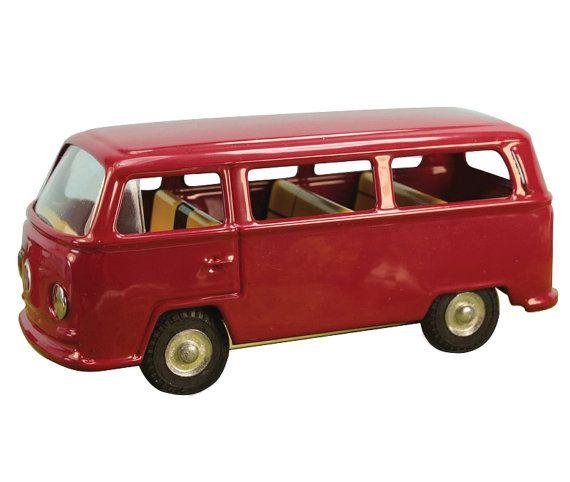 VW Minibus  108-0610 by DorisDotz on Etsy