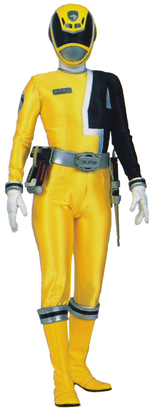 I searched for power rangers spd yellow images on Bing and found this from http://powerrangers.wikia.com/wiki/Gia_Moran