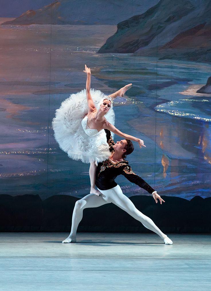 Balletto dell'Opera di Kiev - Il lago dei cigni