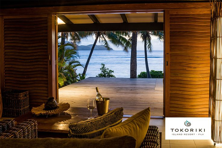 Enjoy a truly romantic beach vacation at Tokoriki Island Resort, with warm Fijian hospitality and caring attention to detail, making it the perfect Fiji destination for your island escape. Feel the fusion of contemporary and Fijian style in one of the 'freestanding' Beachfront Bures, Beachfront Pool Bures or Sunset Pool Villas, enveloped in lush tropical gardens – your private haven.  Learn more here: http://www.downunderendeavours.com/packages/fiji-tokoriki-beachfront-getaway #travelDUE…