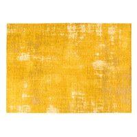 Feel - Maison du monde Tapis jaune moutarde motifs jacquard 200x290 499,90 €