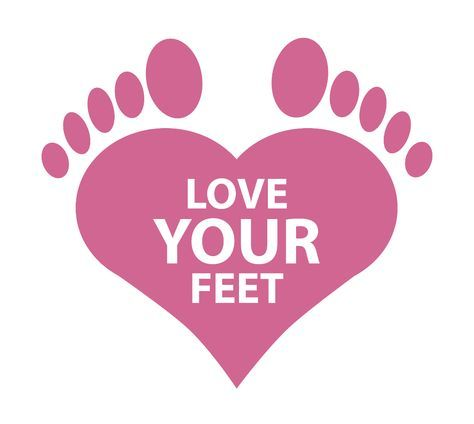 love your feet