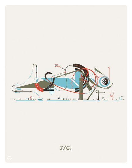 Cricket by Leandro Castelao