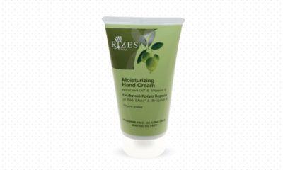 Hydraterende handcreme met olijfolie en vitamine E. handen creme