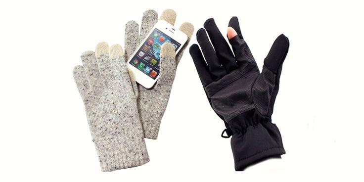 Trucos para mantener tus manos calientes sin renunciar al celular