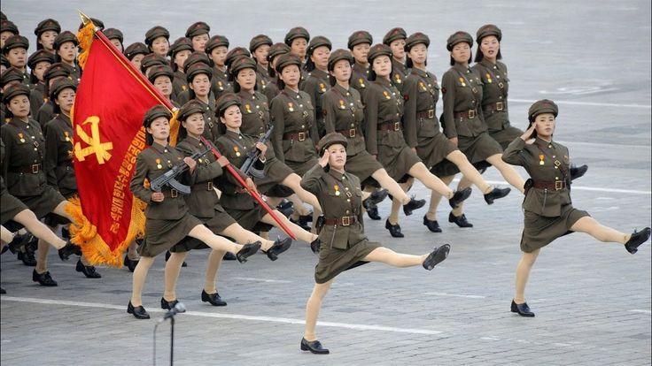 Северная Корея - Ось ЗЛА. Документальный фильм