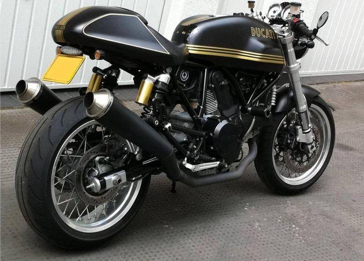 Ducati Sport Classic. (ducati cafe facebook)