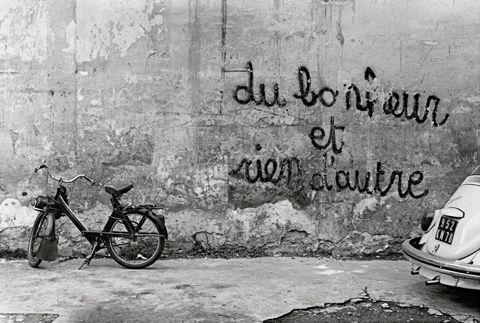 Du Bonheur - Izis Bidermanas