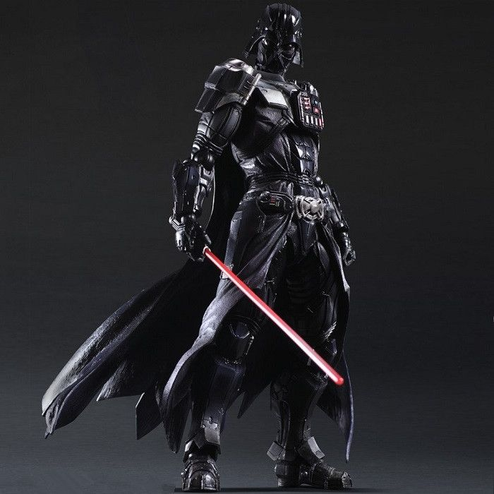 49.50$  Buy now - http://alimn9.shopchina.info/go.php?t=32622611037 - Chanycore Star Wars:The Force Awakens Darth Vader 28cm Action Figure Collection Model For Kid Gifts 1064 49.50$ #buyonline