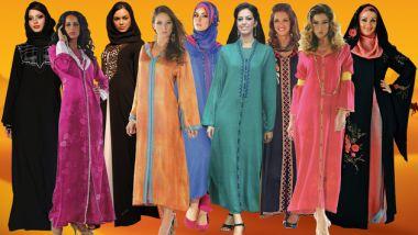 roupas muculmanas