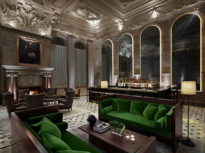 The London Edition Hotel by Yabu Pushelberg - - Book your stay today at www.GoodRatedHotels.com - Great Hotels at Best Price!