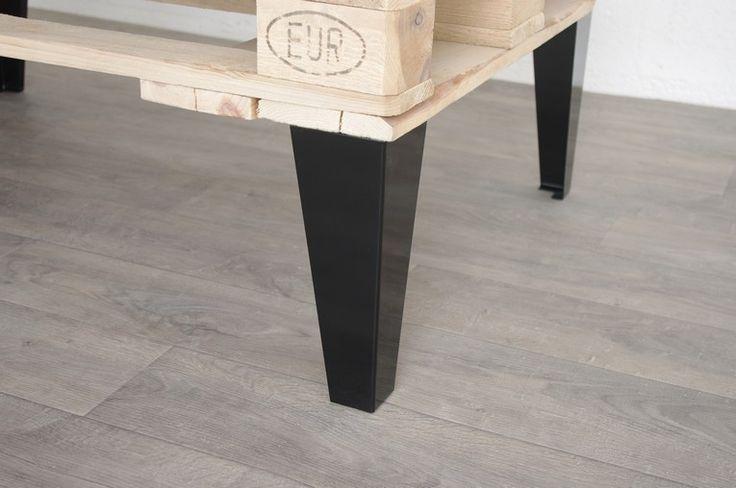pied de table basse style industriel 30cm ref vest30 table basse pinterest table basse. Black Bedroom Furniture Sets. Home Design Ideas
