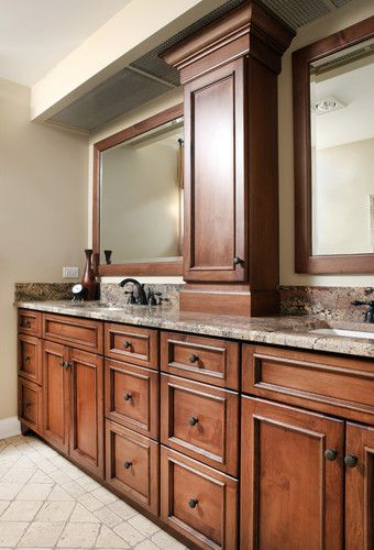 Best 25 bathroom cabinets ideas on pinterest for Bathroom vanities chicago suburbs