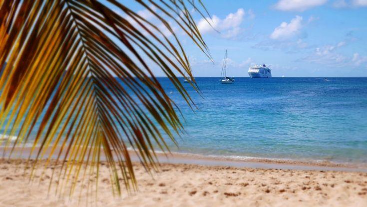 Karibik Kreuzfahrt mit MS Europa 2 von Hapag-Lloyd Kreuzfahrten.   Caribbean Cruise with the best cruise ship in the world, MS Europa 2.