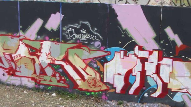 The Martha Cooper Files Graffiti Jam - Orionka