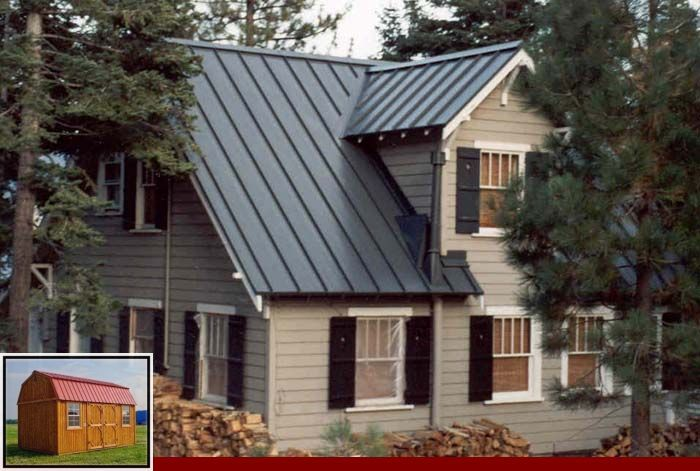 Pin On Metal Roofing Colors Ideas