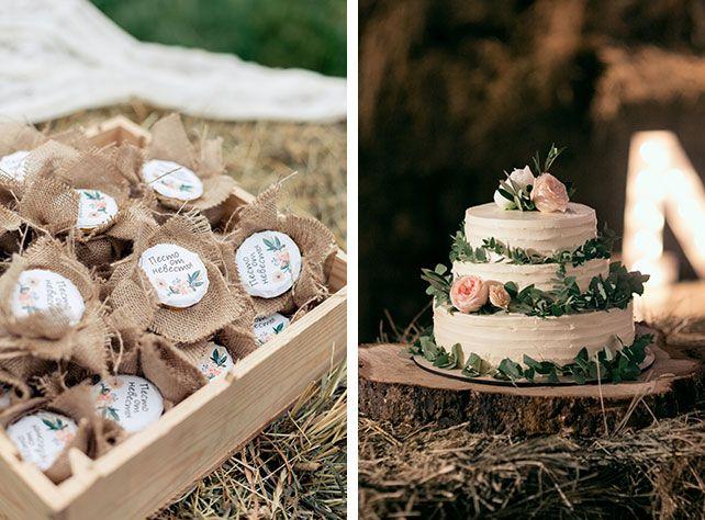 Любовь как кулинарное искусство, подарки для гостей, свадебный торт