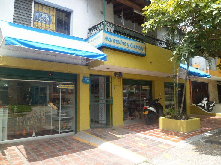 ESTAMOS EN CARRERA 81 A  N: 42 B 16   TEL  4122503  MEDELLIN COLOMBIA